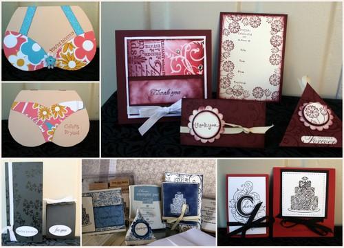 wedding cards and kiwi christmas