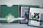Woodland walk box andcards