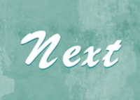 Blog Hop Next Button