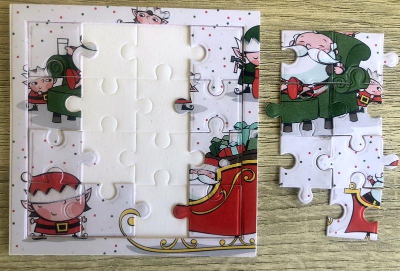 esad puzzle